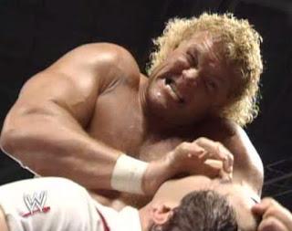 WWF ROYAL RUMBLE 1992 - Sid Justice mauls I.R.S