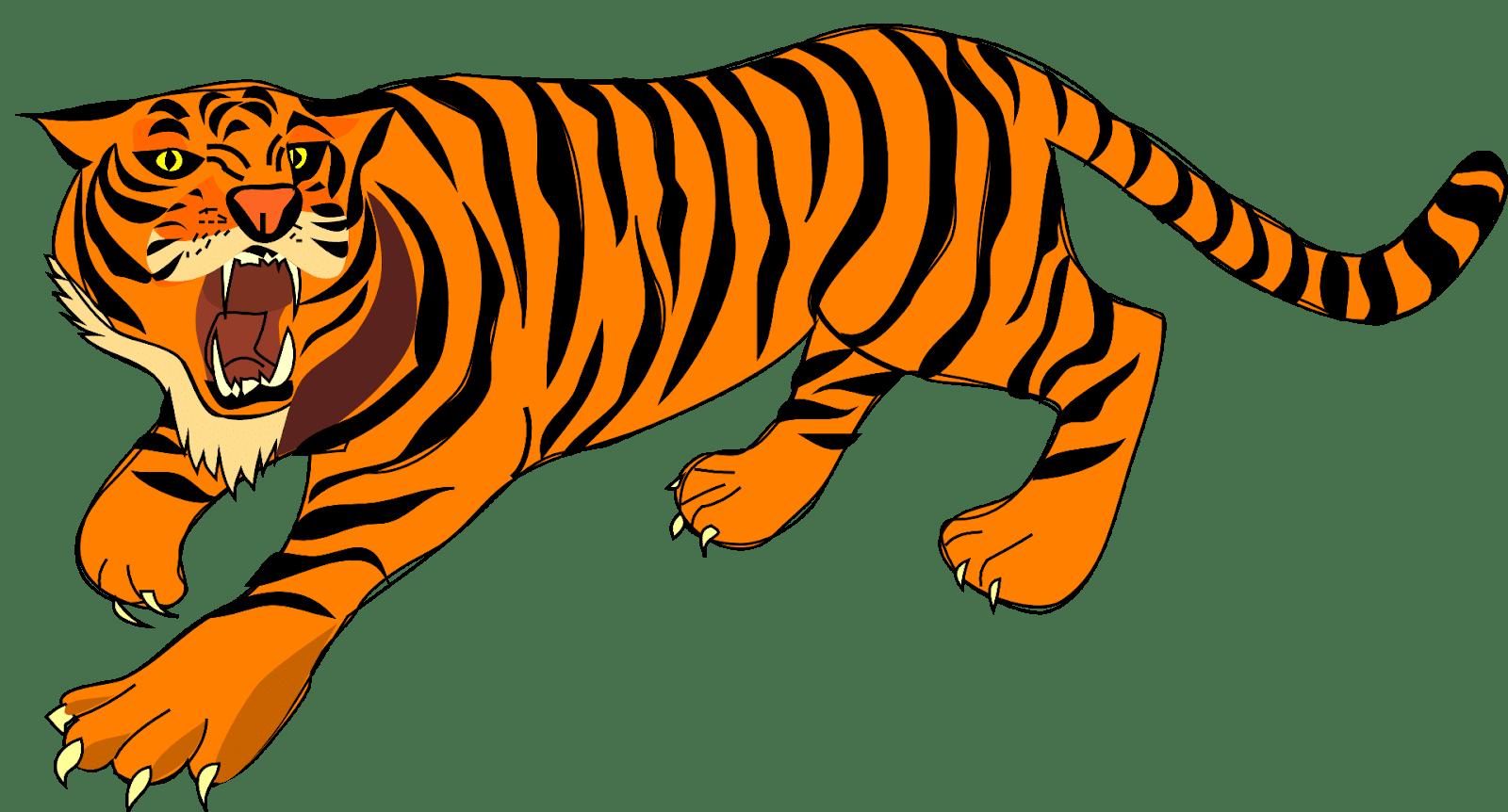 बाघ के बारे में जानकारी और रोचक तथ्य - Information about Tiger in Hindi