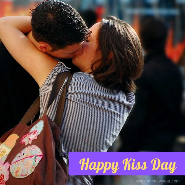 #HappyKissday Images for lovers