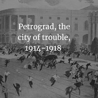 Petrograd, the city of troubl