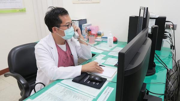 彰化醫院啟動慢性病患電話問診 藥來速窗口取藥不入院