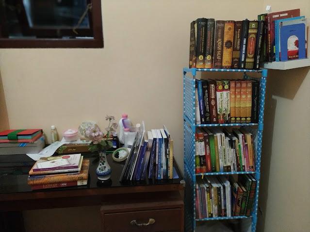 buku koleksi pribadi