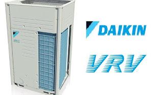 Máy nén Daikin VRV