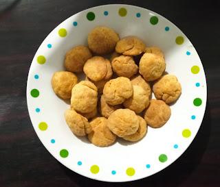 galletas de mantequilla con estevia