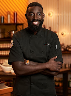 Eric Adjepong Top Chef