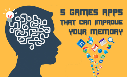 5 Games Apps That can Improve your Memory