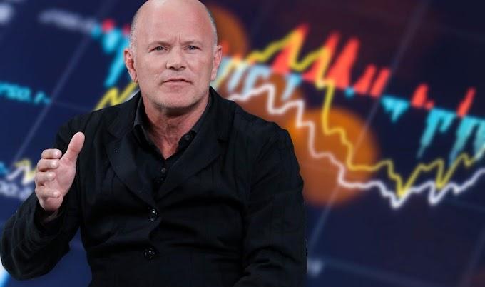 Novogratz dice que la burbuja del mercado de valores probablemente explotará si gana Biden