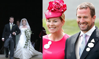 The wife of the bride-to-be Queen of Britain asked for a divorce