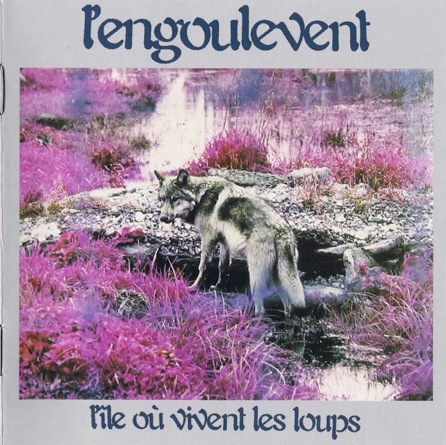 L'Engoulevent - L'île où vivent les loups - 1977