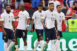 Kylian Mbappe Selamatkan Prancis di Euro 2020, Imbang 1-1 dengan Hungaria