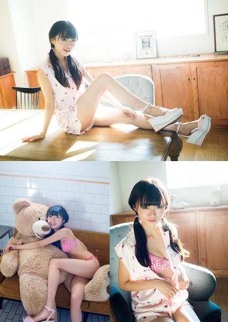 NGT48 中井りか Nakai Rika Weekly Playboy No 9 2018