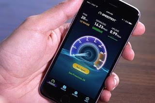aplikasi tes kecepatan internet