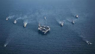 Coreia do Norte ameaça afundar porta-aviões dos EUA no Pacífico