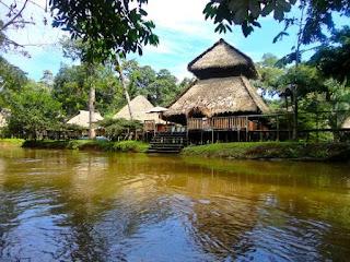 Cuyabeno, joya natural de la Amazonía