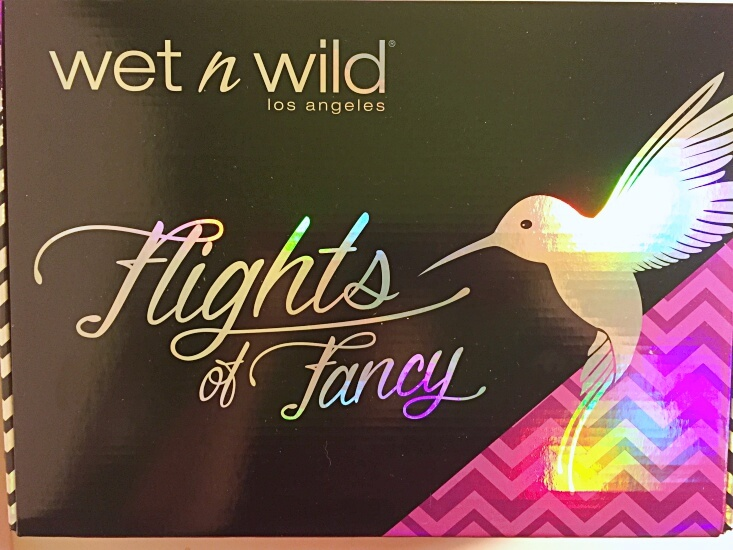 wet n wild Limited Edition Flights of Fancy Collection Box