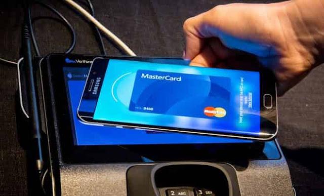 Samsung Pay تقنية الدفع