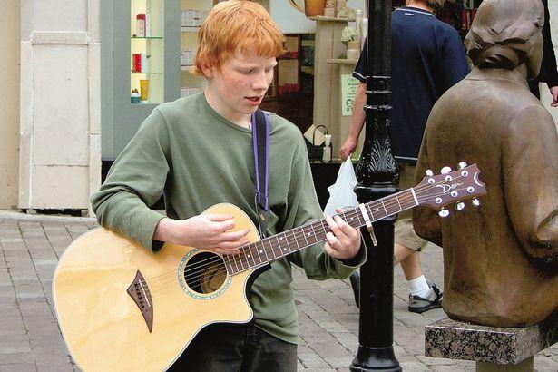 Historia de Ed Sheeran