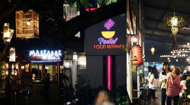 5 Kuliner Yang Enak Di Paskal Food  Market Bandung