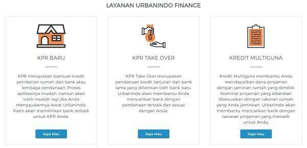 Layanan Urbanindo Finance