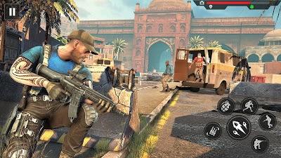 Anti Terrorist Squad Shooting (ATSS) MOD APK v0.4.9 [Unlimited Money/No Ads]