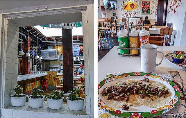 Casa de tacos El Pinche, Antigua, Guatemala