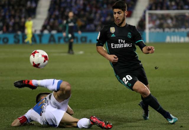 Video Leganes - Real Madrid: Khoảnh khắc thiên tài, bùng nổ phút 89