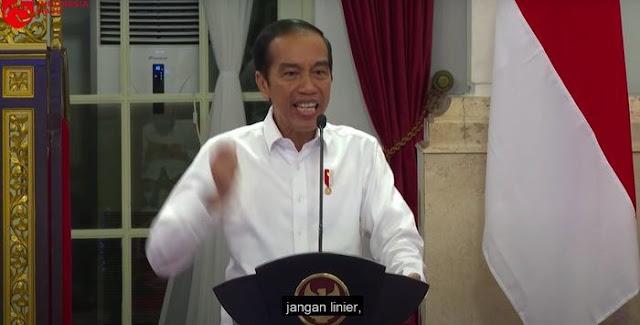 Pertanyakan Dua Elemen di Kementan, Jokowi Diminta Evaluasi Mentri