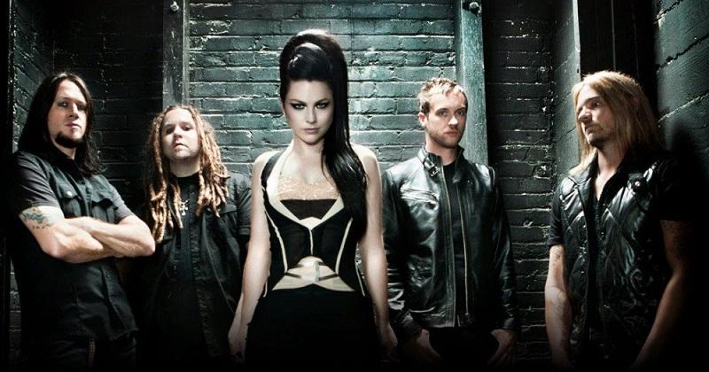 Daftar Album dan Judul Lagu Evanescence