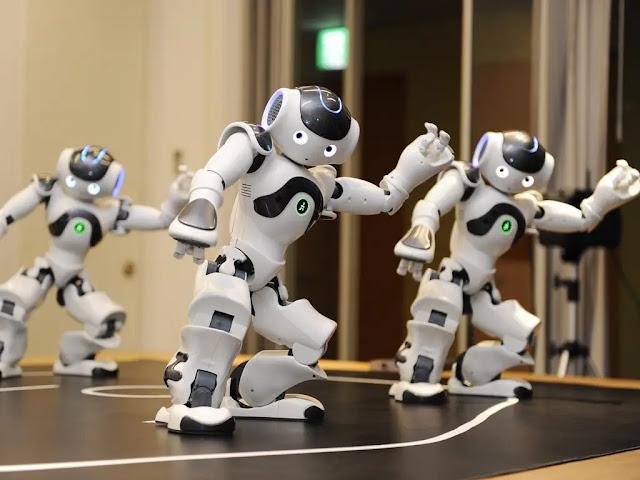 NAO Next Gen Teknologi Robot Canggih Terkini 2020