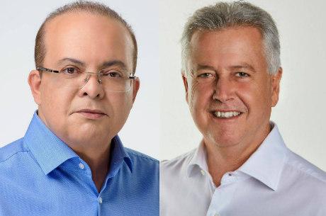 distrito federal ibaneis rollemberg 07102018175521856 - Ibaneis e Rodrigo Rollemberg disputam 2º turno no DF