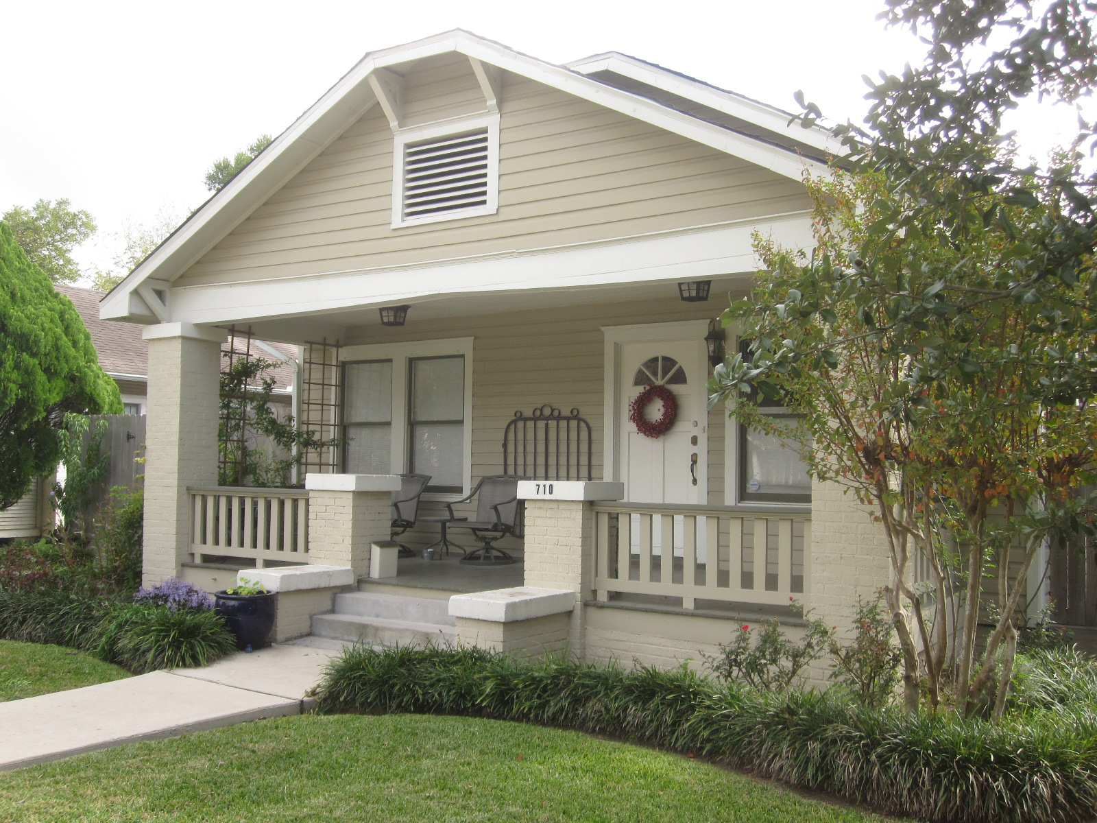 The other houston more beautiful bungalow paint colors - Beautiful exterior house paint colors ...