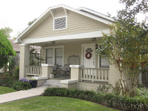 Houston Beautiful Bungalow Paint Colors