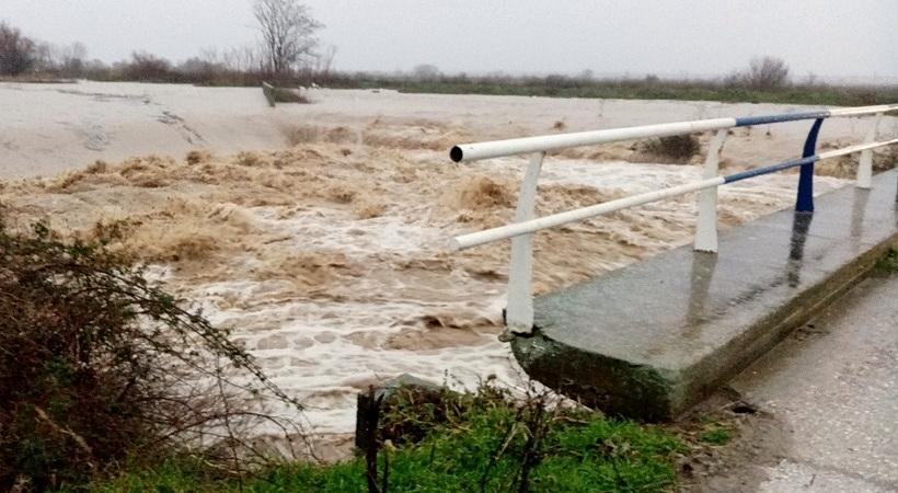 Οι πλημμύρες στο νότιο Έβρο, το παρελθόν τους και το μέλλον τους