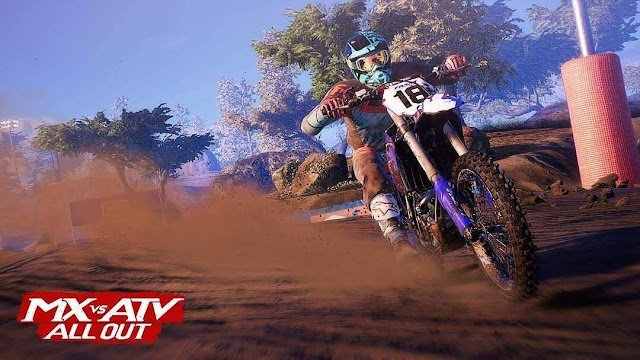 MX VS ATV ALL OUT Free Download