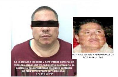 Sinaloa Cartel: Brother of El Meño captured, has an U.S. extradition warrant
