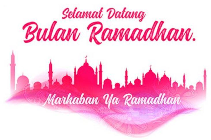 100 Kumpulan Kata Kata Ucapan Selamat Puasa Ramadhan 1441 H 2020 M