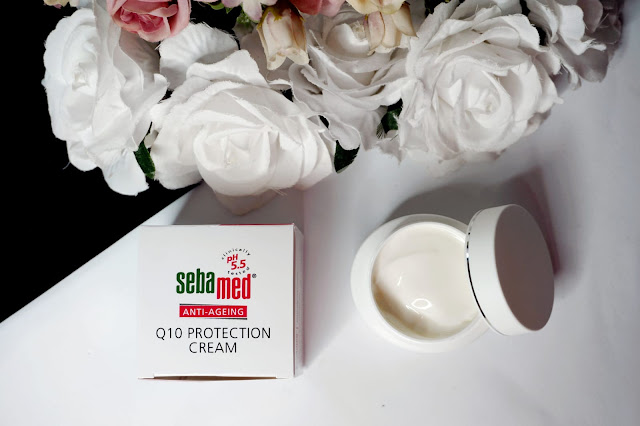 The Sebamed Q10 Anti-Ageing Protection Cream