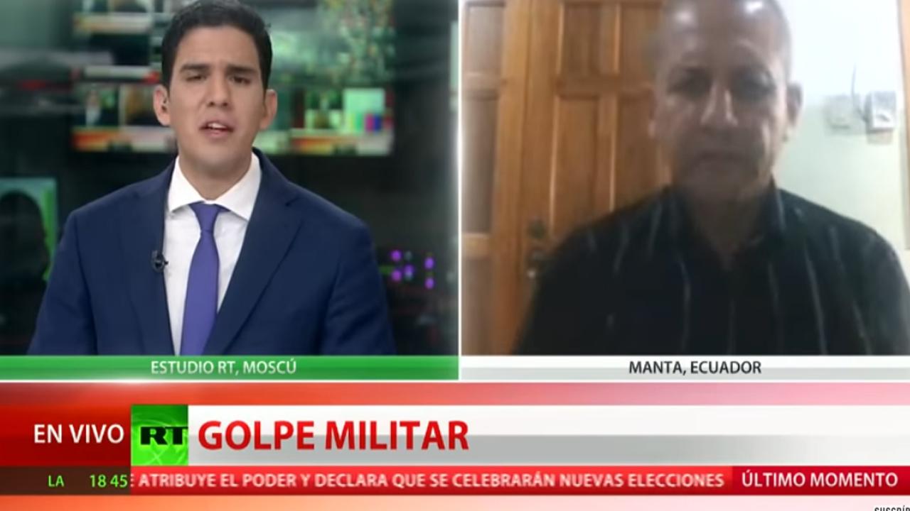 Evo Morales denuncia que asaltaron su vivienda