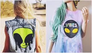 Resultado de imagem para moda alien