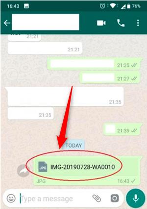 Cara Kirim Foto Di Whatsapp Tanpa Pecah