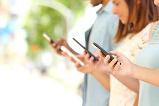 compulsive use of smartphones