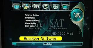 Samsat Hd1300 1506g Software With Sunpro & Magicam Option