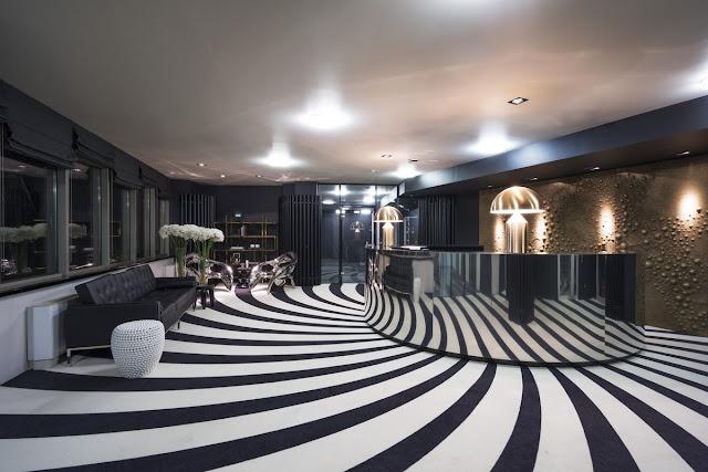แบบ Office Lobby สวยแปลกตา