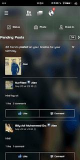 تحميل فيسبوك الشفاف للاندرويد 2017