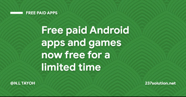Free paid Android apps and games now free for a limited time