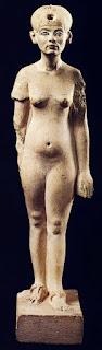 Estatua Nefertiti