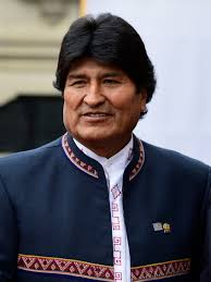 Evo Morales hangi ülkenin devlet başkanıdır?