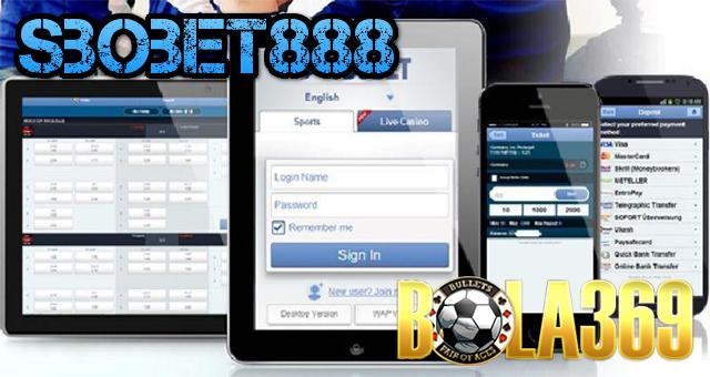 Sbobet888 Mobile