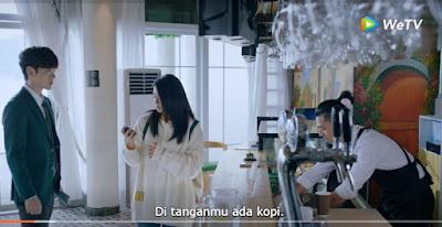 Link Streaming Nonton Perfect and Casual Full Episode 1 Sampai 24 di WeTV dan iQiyi Chinese Drama Sub Indo Miles Wei