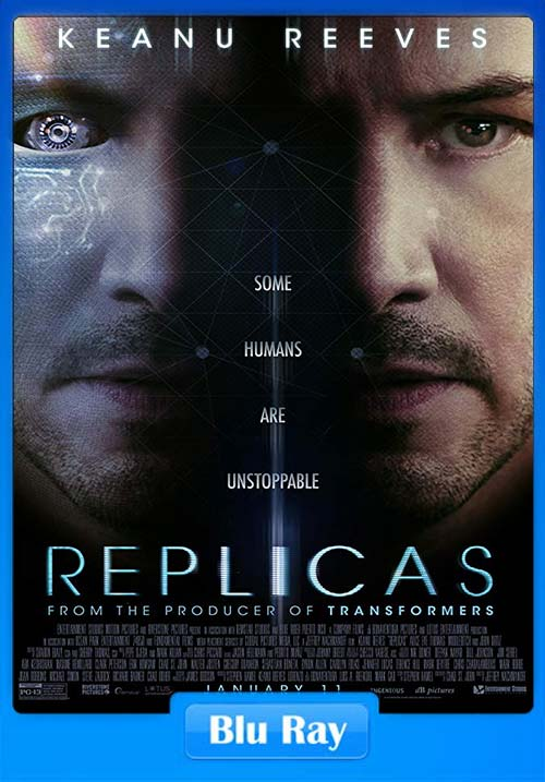 Replicas 2018 720p BRRip x264 | 480p 300MB | 100MB HEVC